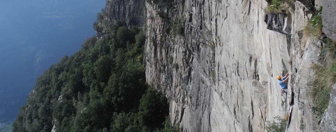 Professionelle Kletterkurse