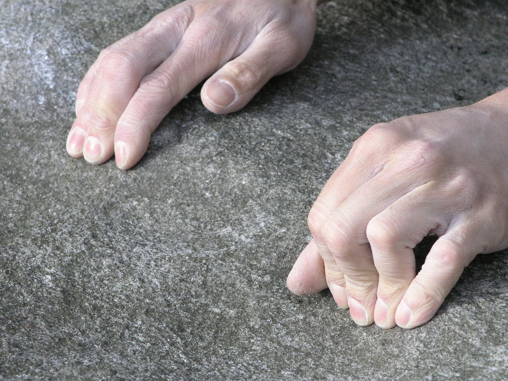 Die Technik am Fels verbessern